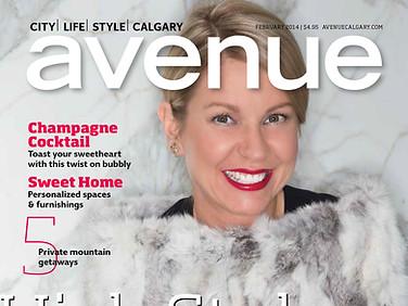 Avenue Magazine - Styling