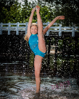 Creek Dancer Splash