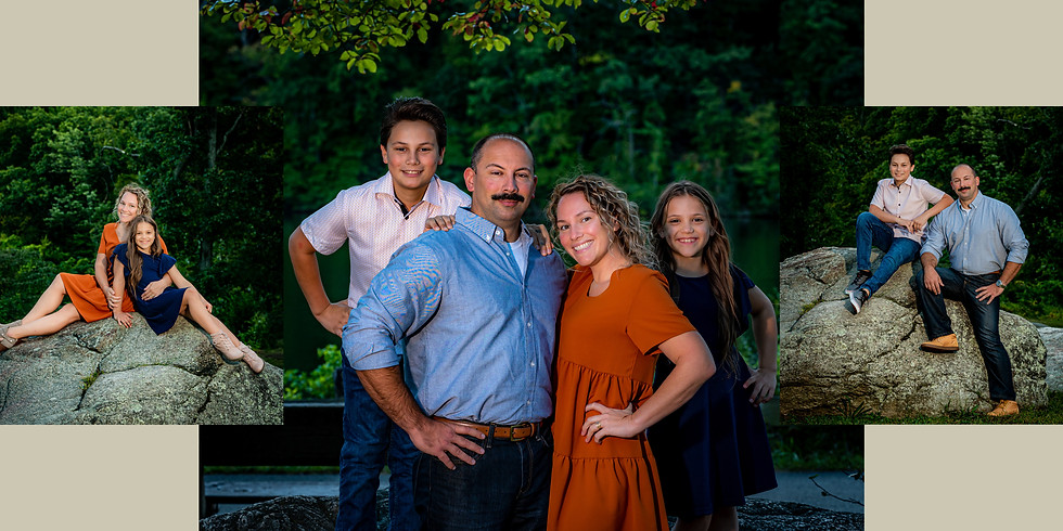 CT Fall Sessions (Family & Dance)
