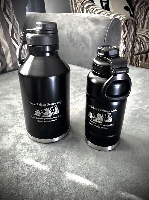 Dance Images Customized Bottle