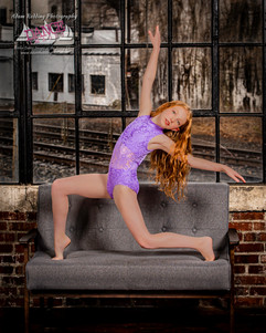 Dancer Artistic Pose