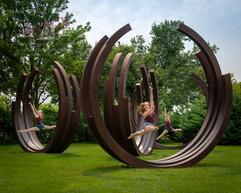 Sculpture Action Dance