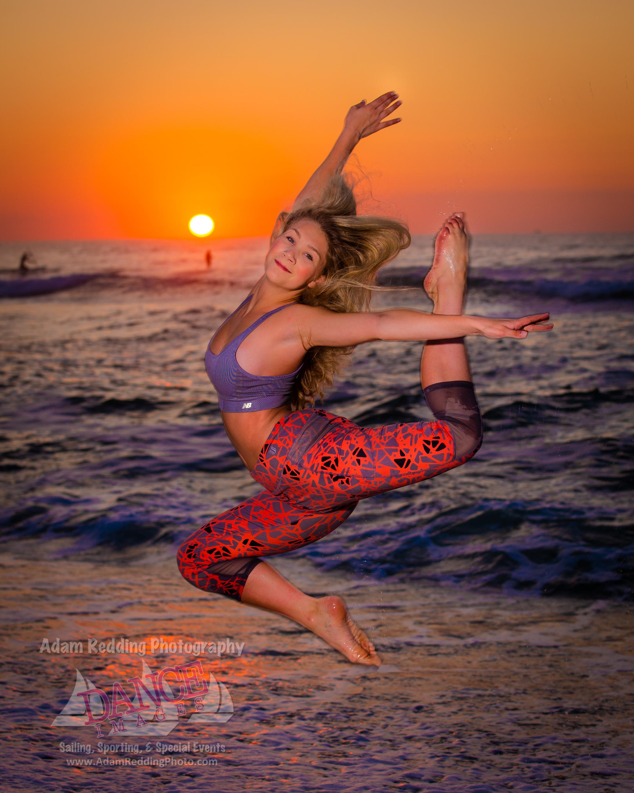 Sunrise Beach Dance Session
