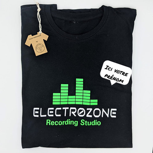 "Tee-shirt ""Electrozone"""