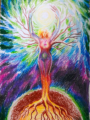 feminine-energy-between-the-earth-and-th