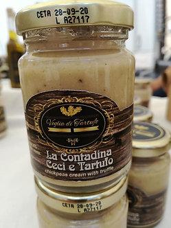 La Contadina ( Ceci e Tartufo Nero ) - 90 gr
