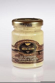 La Contadina ( Carciofi e Tartufo Nero )-90 g