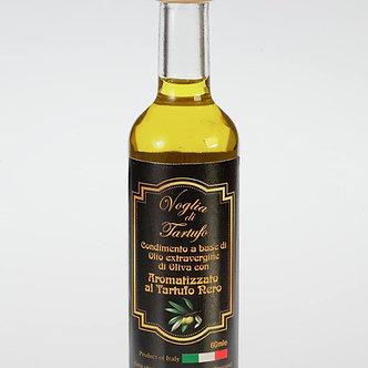Olio EVO aromatizzato al Tartufo Nero - 60 ml