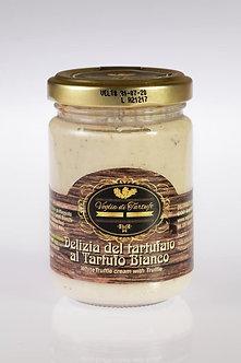 Delizia del tartufaio al Tartufo Bianco-130gr