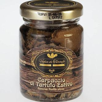 Carpaccio di Tartufo estivo - 90 gr