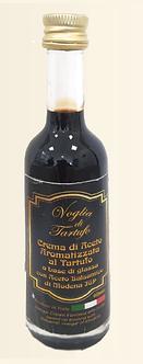 Crema di Aceto aromatizzata al Tartufo Nero - 60 ml