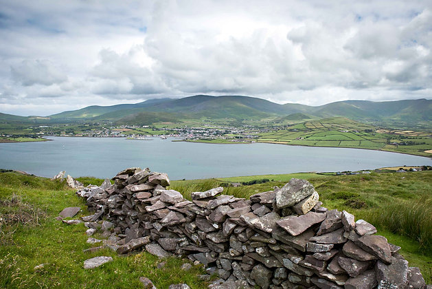Dingle from Carhoo Hill