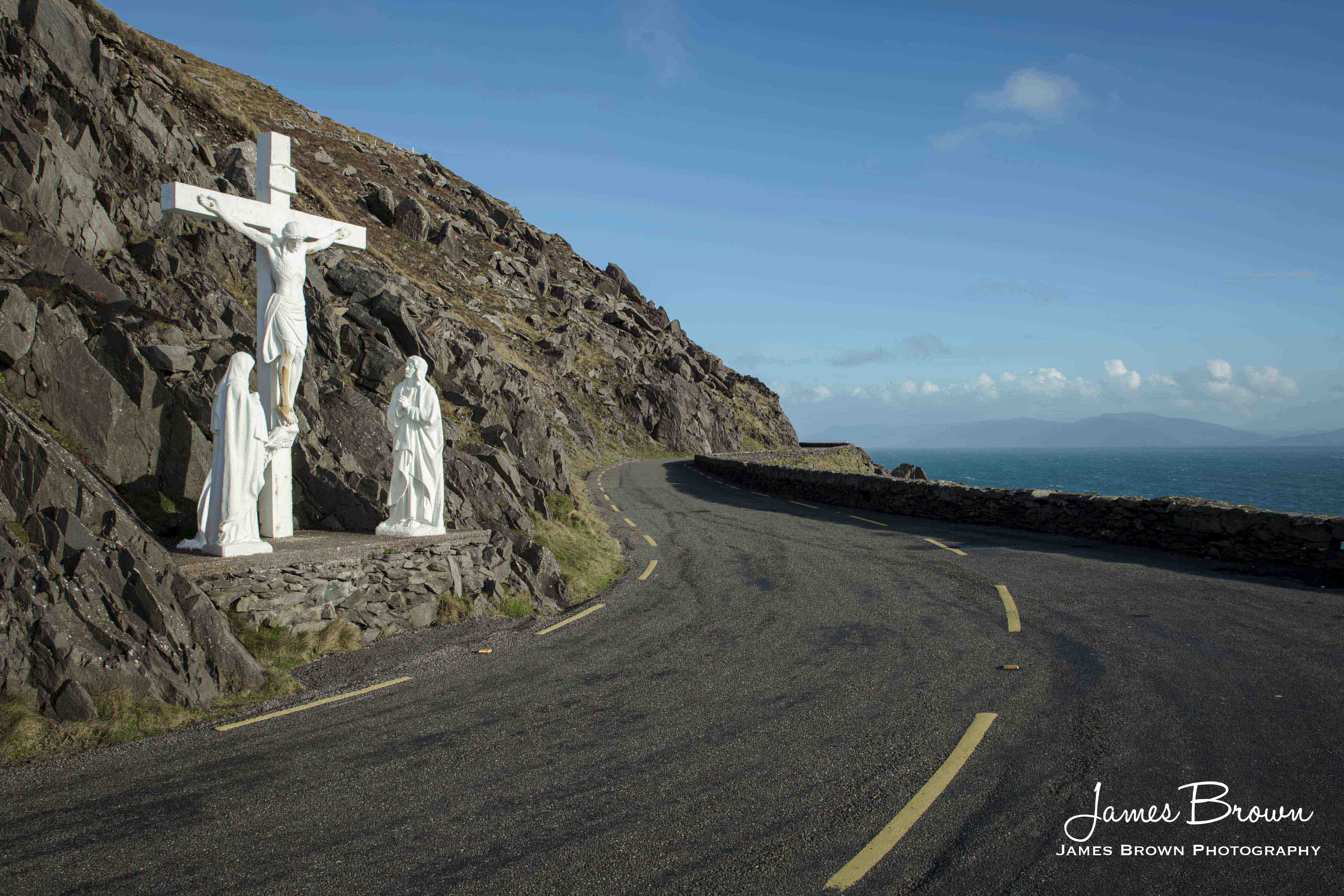 Shrine on the Slea Head Drive