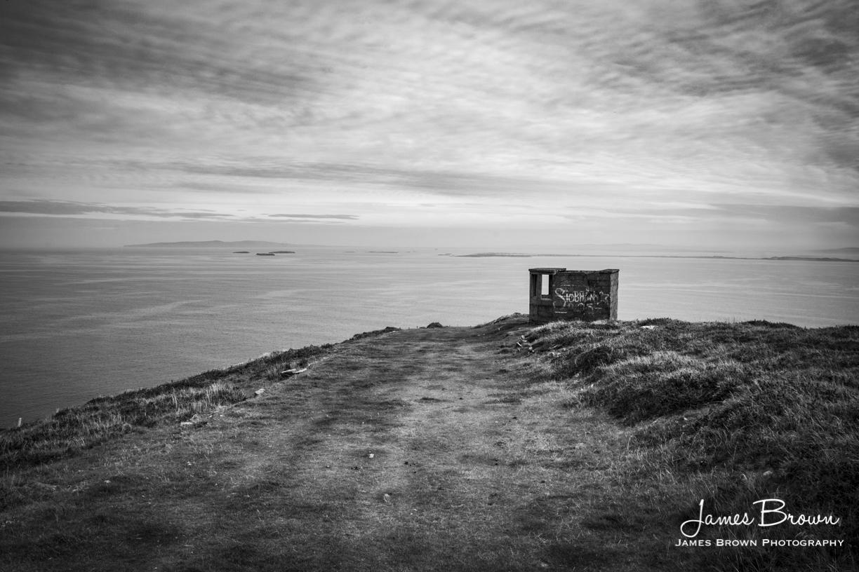 WW2 Lookout Post, Brandon Point