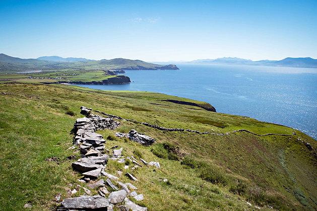 Dingle Bay from Carhoo Hill