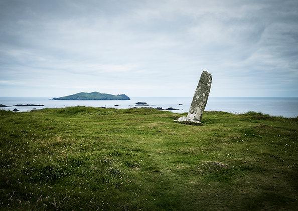 The Coumeenoole Ogham Stone