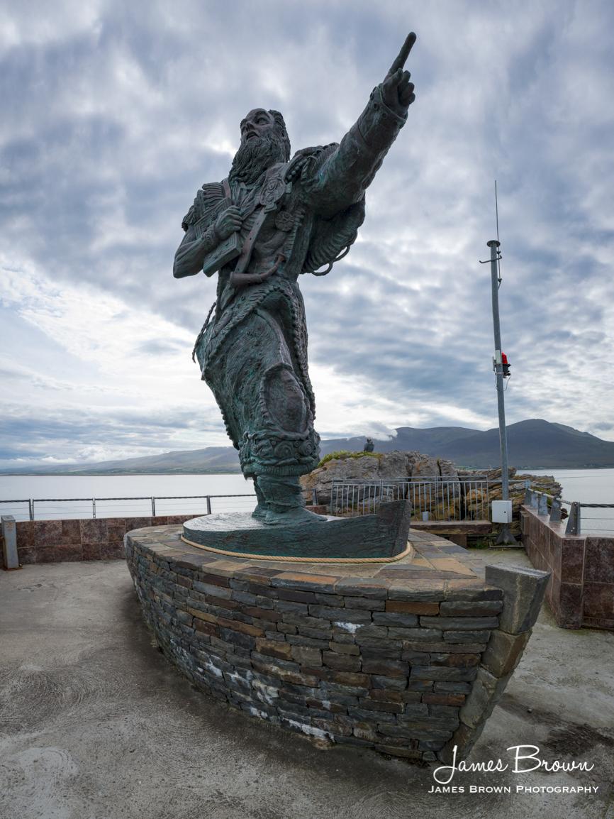 St. Brendan Monument