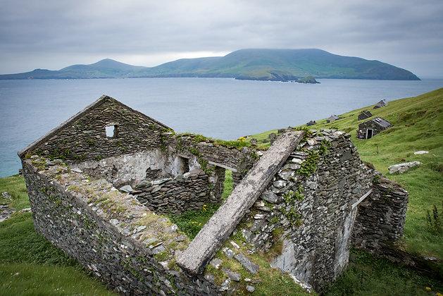 Blasket Island Cottage
