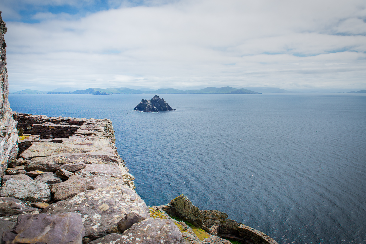 View Of Little Skellig