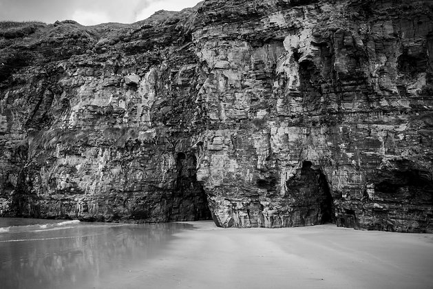 Ballybunion Cliffs and Caves