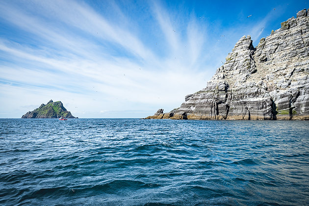 Skellig Islands (Na Scealaga )