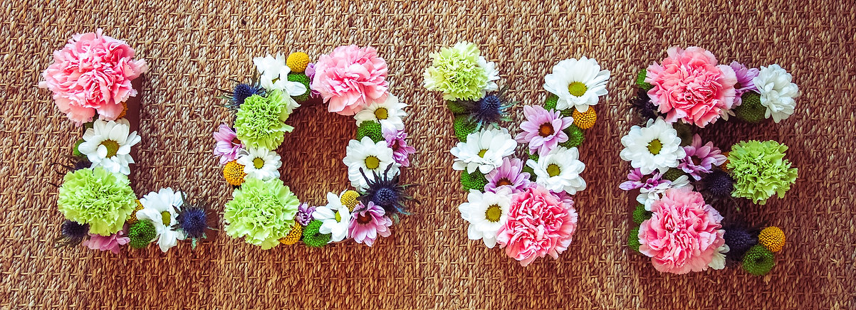 Love Flowers Wedding