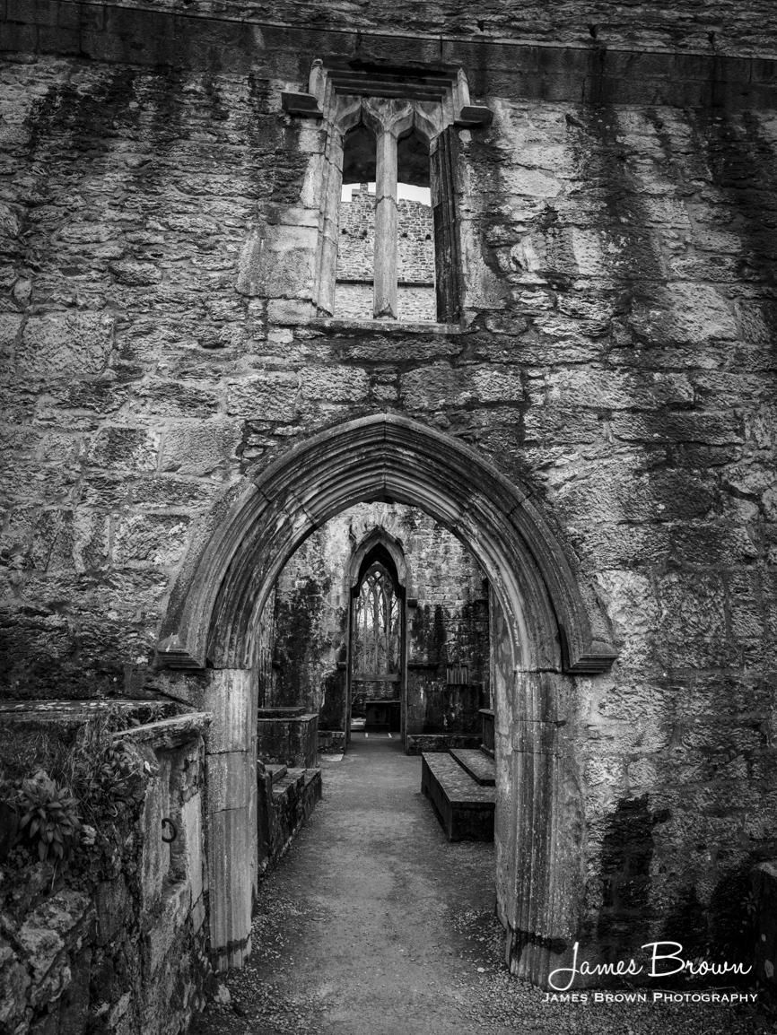 Muckross Abbey Entrance