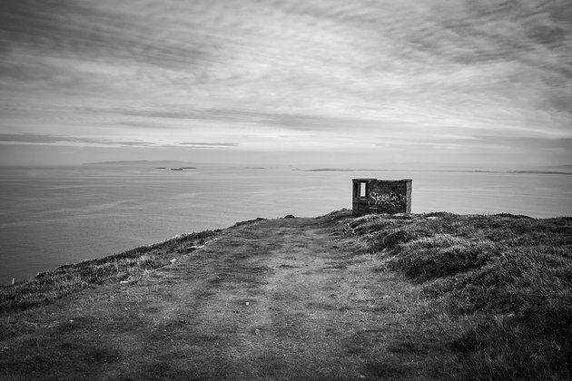 WW2 Lookout Post, Brandon Point