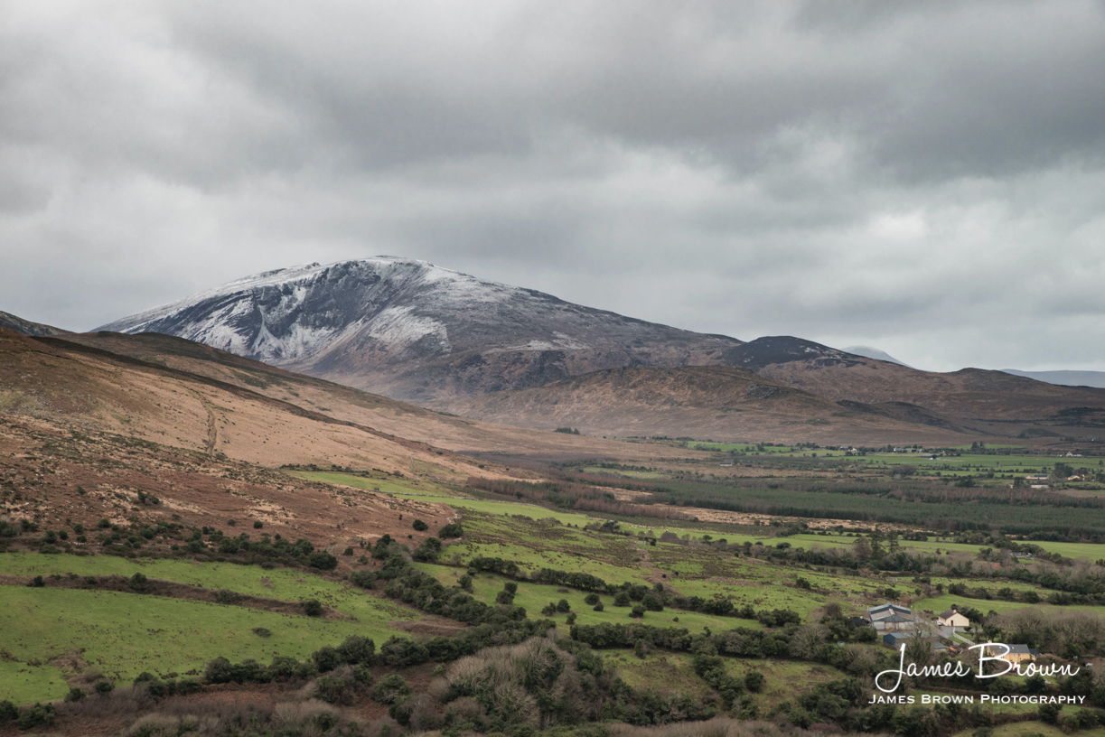 Mountains of Dingle
