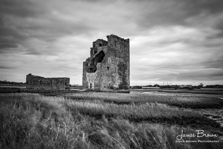 Carrigafoyle Castle