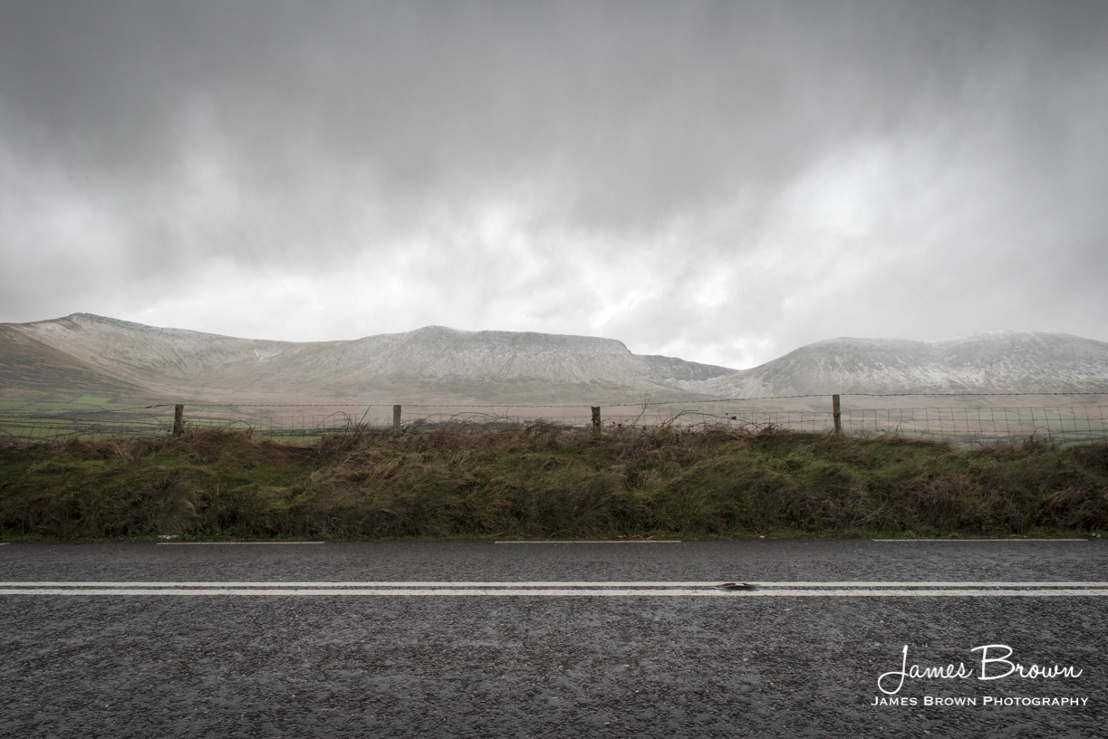 On the road to Dingle