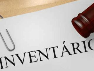 Inventário - principais dúvidas:
