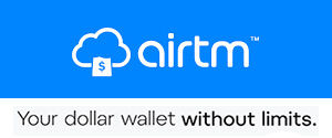 AirTM: Deposit, withdraw and send money instantly!