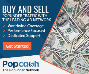 PopCash Ad Network
