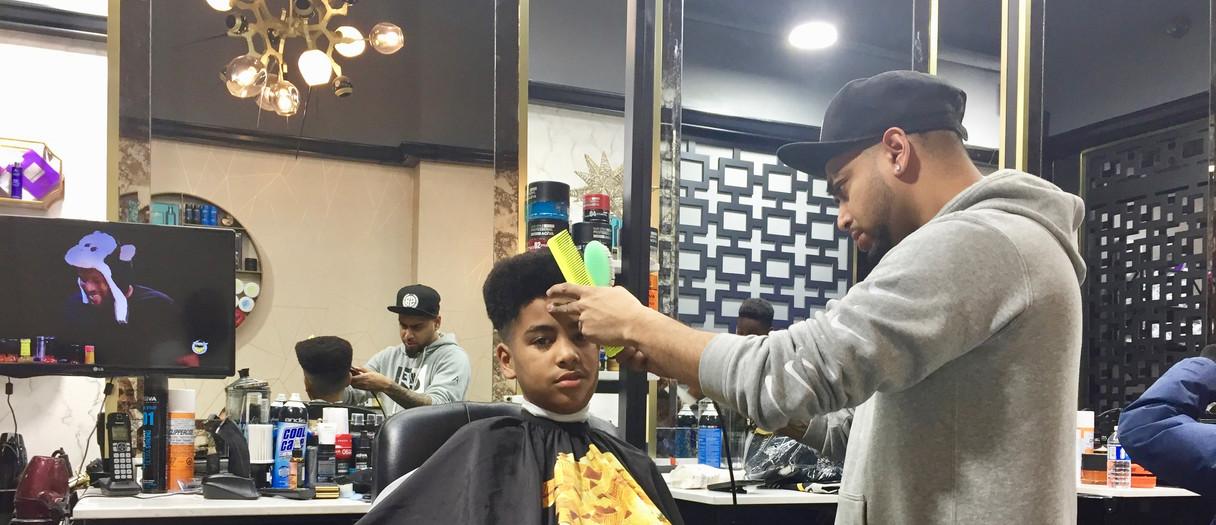 Winter Hair Cut Drive 6