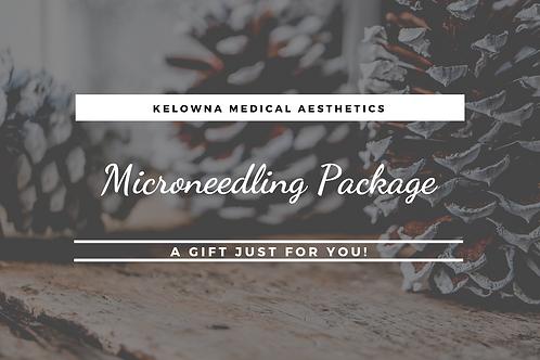 Microneedling Package of 3