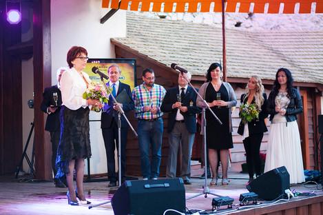 1. ročník - Eva Blahová
