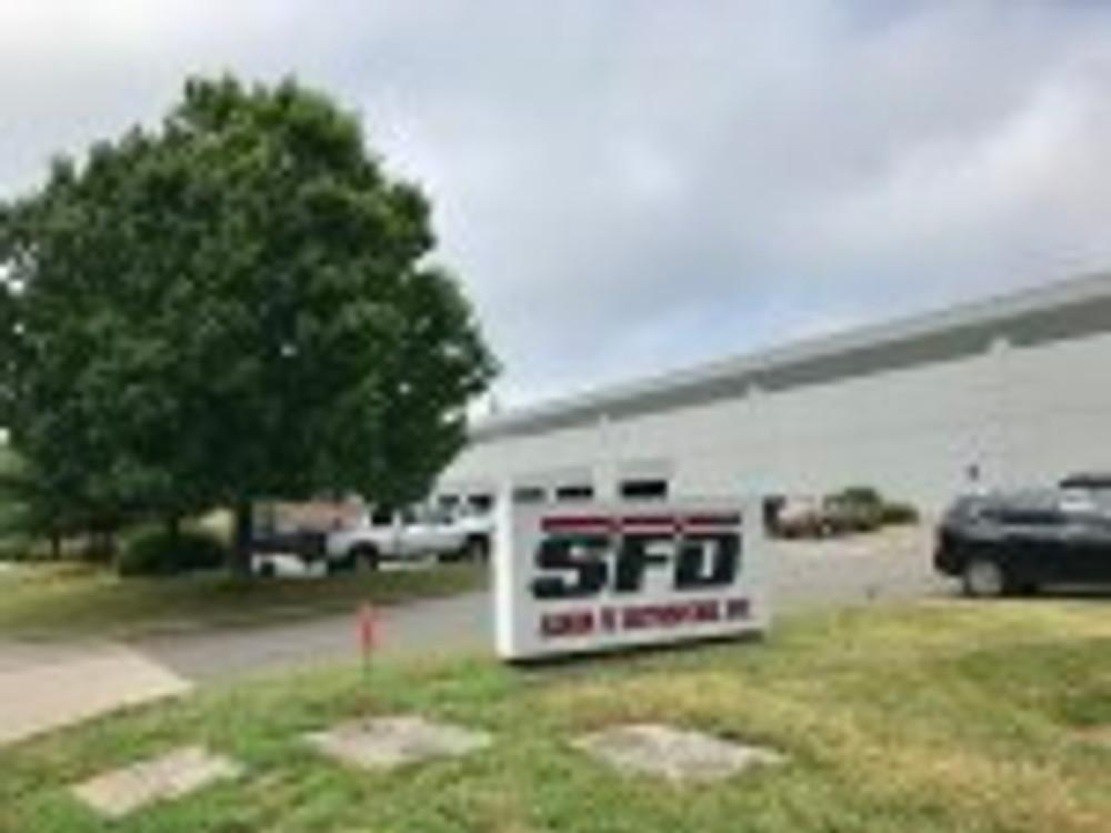 Santa Fe Distributing HQ in a Lenexa KS.
