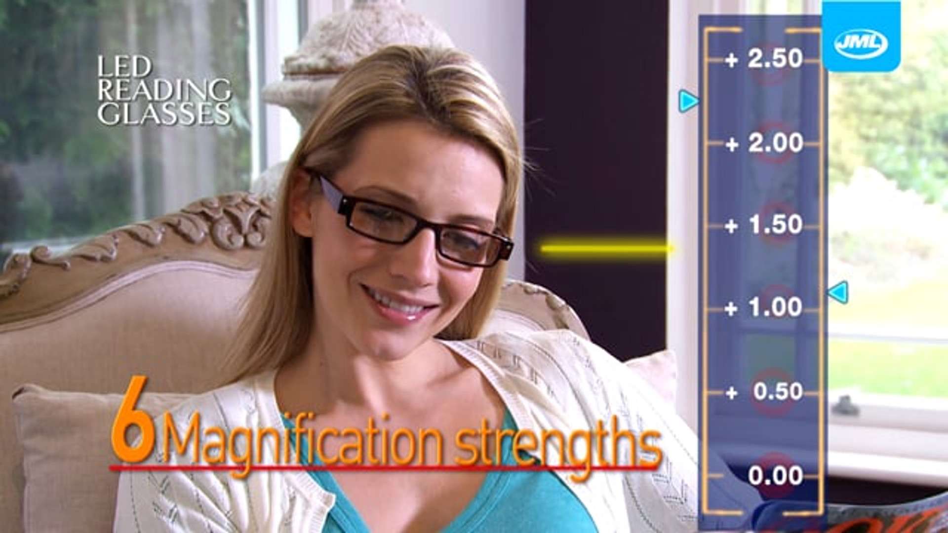 LED Reading Glasses