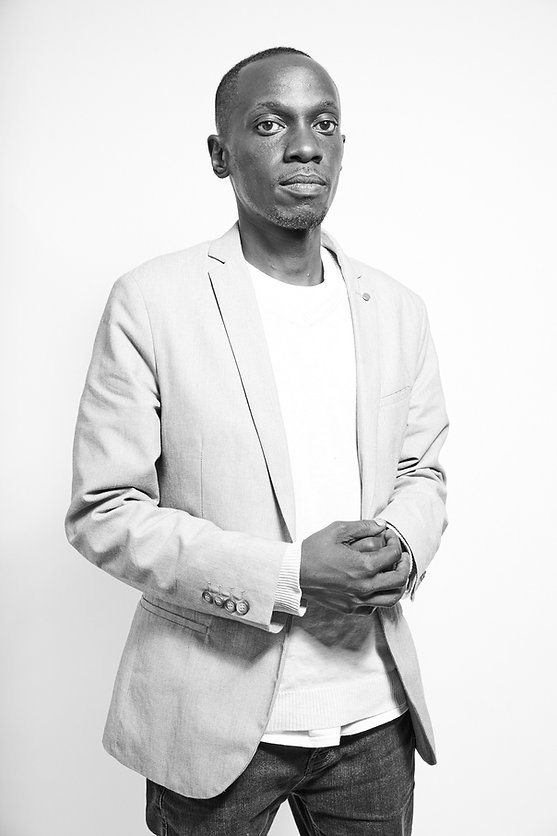 Ibrahim Miiro Photograph by Haasan Bitri