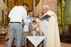 Fotografia de baptizado