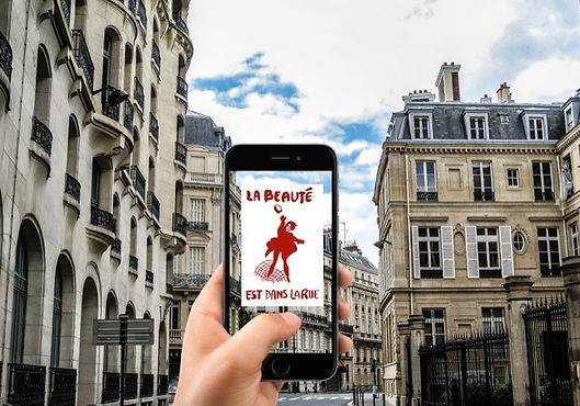 Mobilizing Paris AR