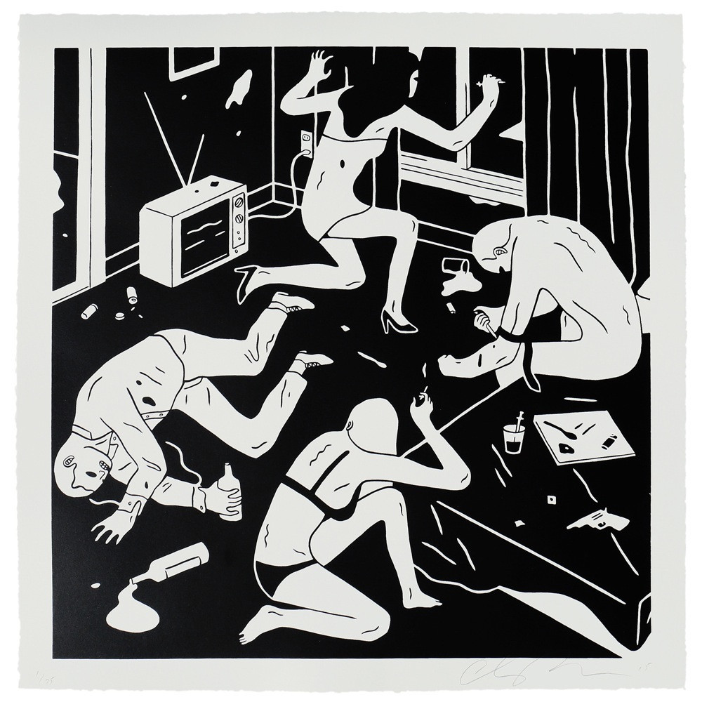 Art By Cleon Peterson