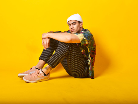 """Why-Axis returns with his latest single, """"Shoulders,"""" set to drop on March 5th"""
