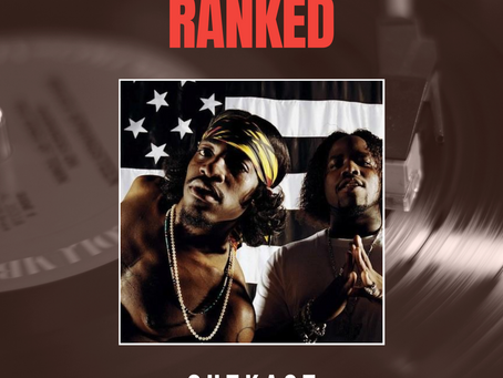 Ranked - OUTKAST