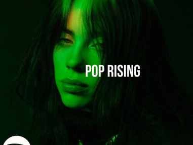 Pop Rising [Spotify Playlist] Submit Now