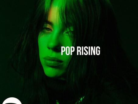 Pop Rising [Spotify Playlist] Submit Now