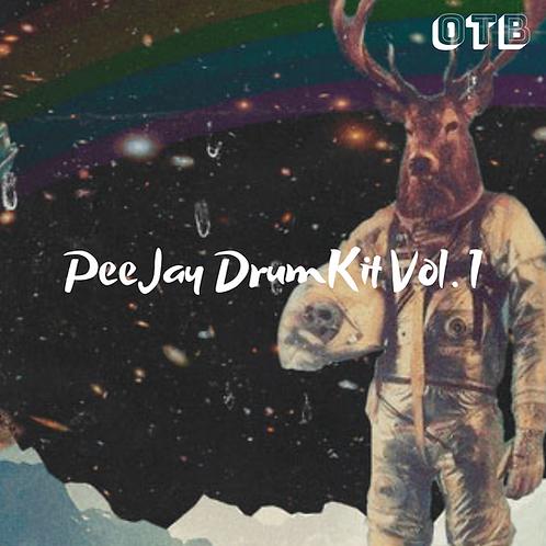 PeeJay DrumKit Vol. 1
