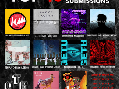 Top 10 Electronic/Dance Submissions of 2020