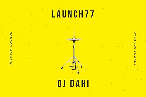 Launch 77 DJ DAHI